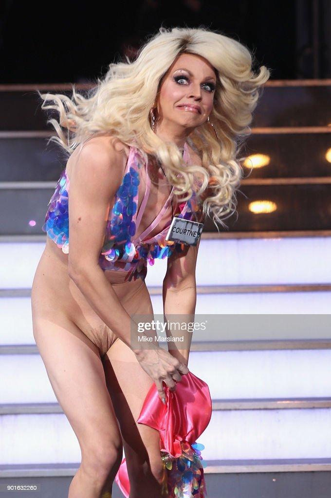 Celebrity Big Brother Male Contestants Launch Night : Fotografia de notícias