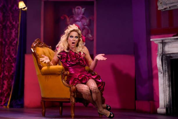 "GBR: ""Death Drop"" At Garrick Theatre Press Preview Dress Rehearsals - VIP Access"