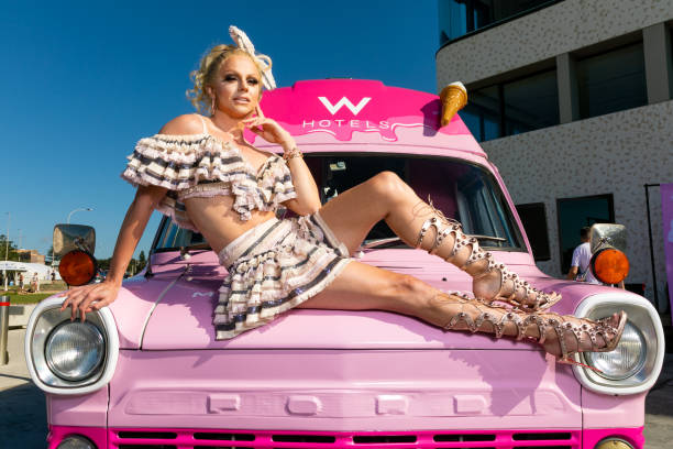 AUS: W Hotels + Courtney Act Serve It Up For Mardi Gras 2021