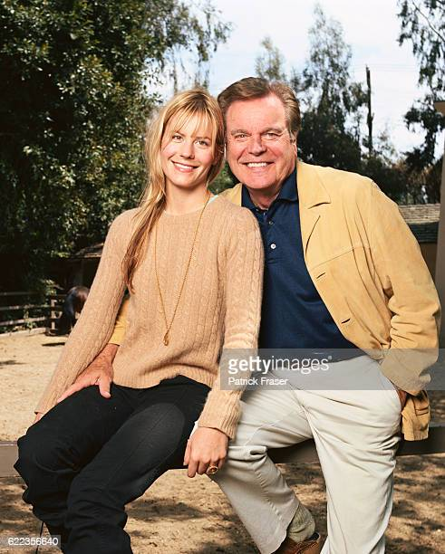 Courtney and Robert Wagner