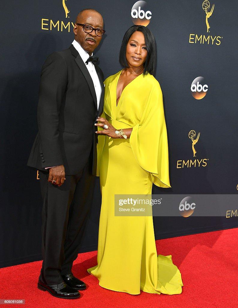 68th Annual Primetime Emmy Awards - Arrivals : News Photo