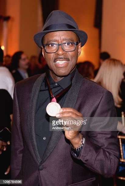 Courtney B Vance attends the 61st Annual GRAMMY Awards Nominee Reception at Ebell of Los Angeles on February 9 2019 in Los Angeles California