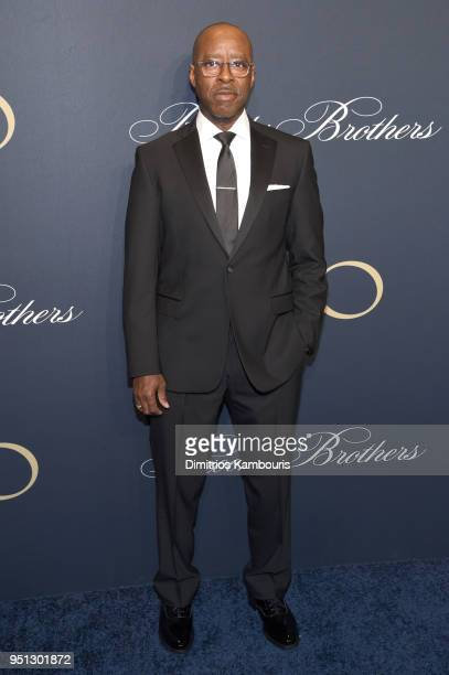 Courtney B Vance attends the Brooks Brothers Bicentennial Celebration at Jazz At Lincoln Center on April 25 2018 in New York City