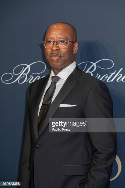 Courtney B Vance attends the Brooks Brothers Bicentennial Celebration at Jazz At Lincoln Center Manhattan
