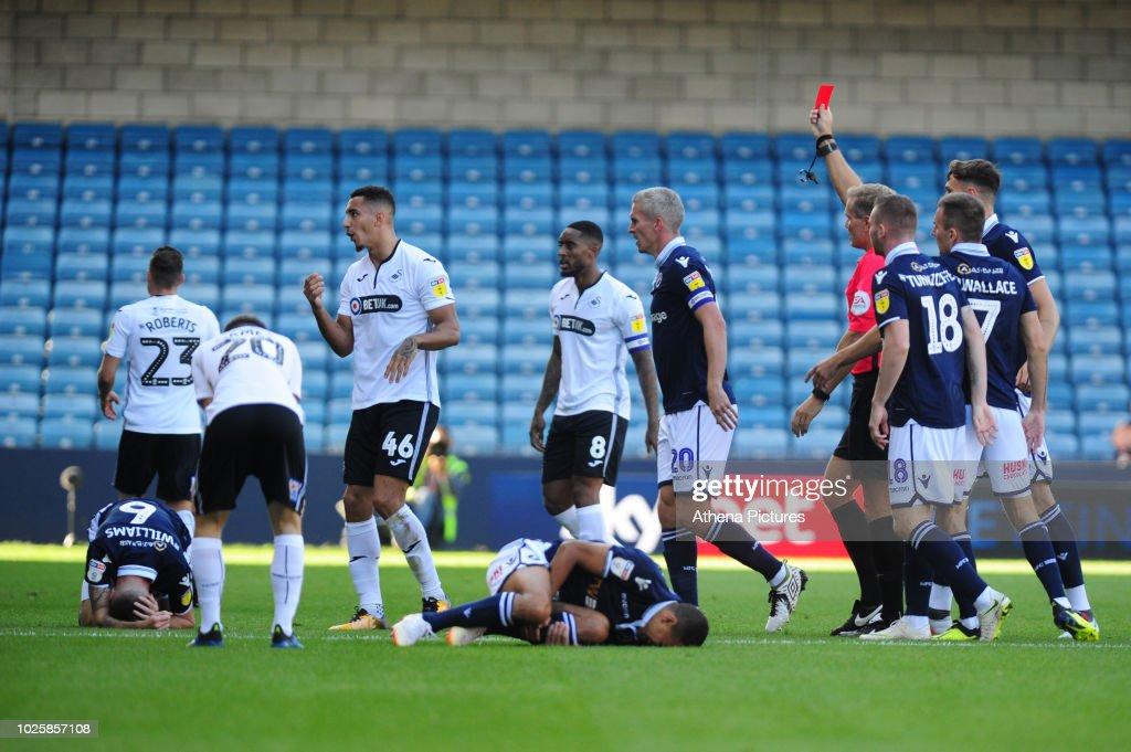 Millwall v Swansea City - Sky Bet Championship : News Photo