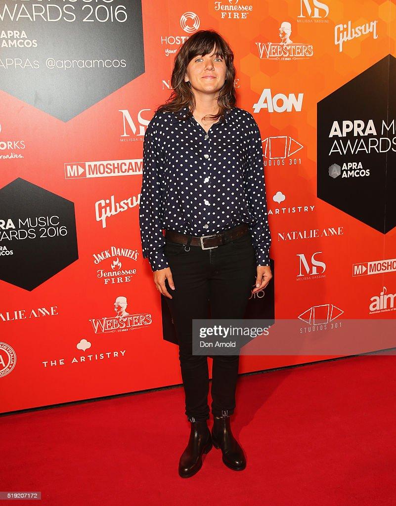 2016 APRA Music Awards - Arrivals