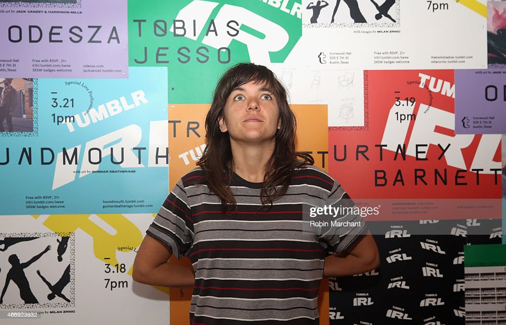 Tumblr IRL Presents Courtney Barnett At SXSW, With Art By Traceloops, Wolf Mask & Ana Tortos