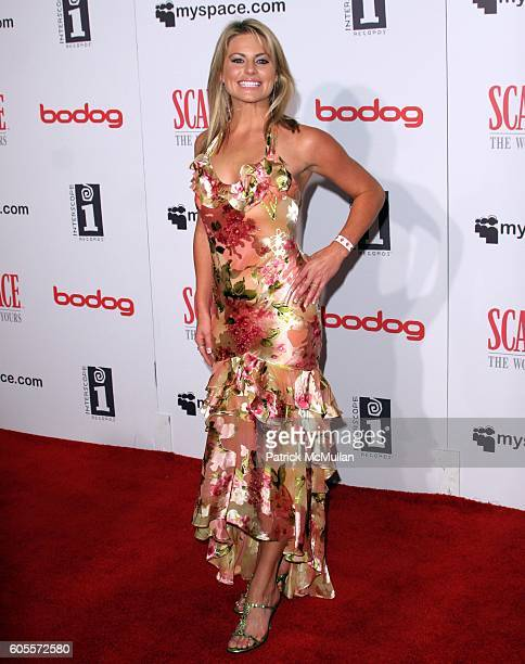 Courtney Friel attends Scarface E3 Party Arrivals at The Vanguard on May 10 2006 in Los Angeles CA