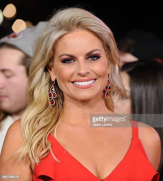 Courtney Friel attends the premiere of xXx Return of Xander Cage at TCL Chinese Theatre IMAX on January 19 2017 in Hollywood California