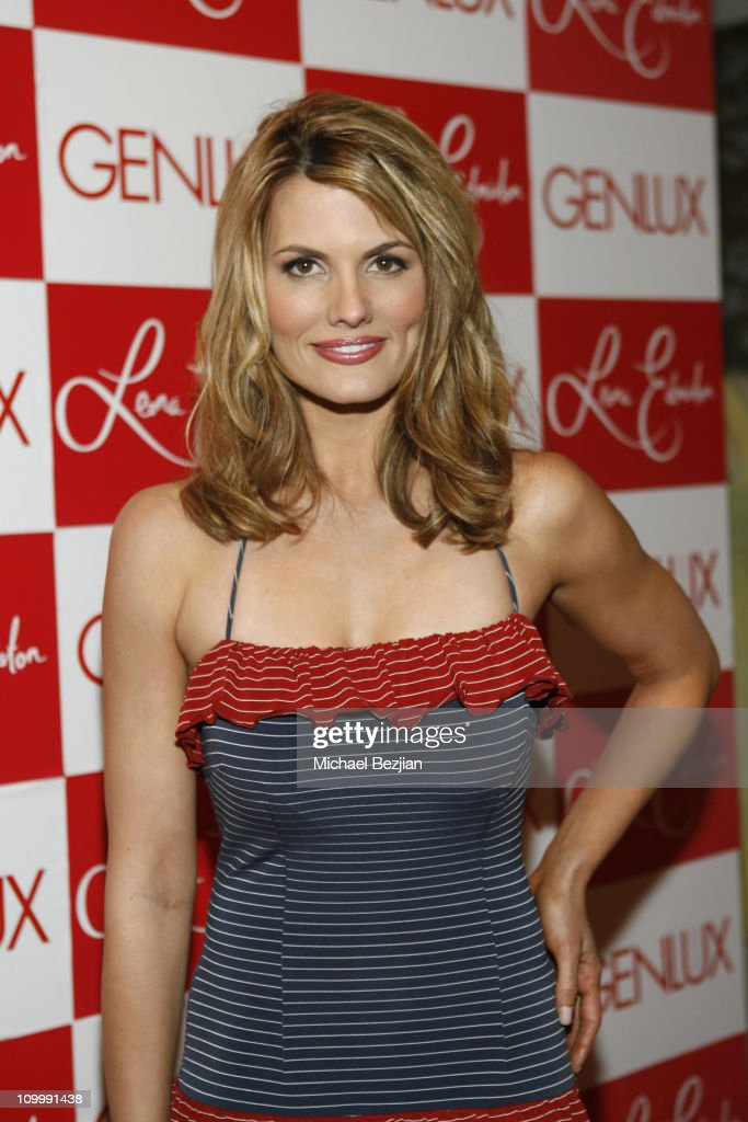 """Leona Edmiston """"The Frock Gallery"""" Boutique Opening Party"""