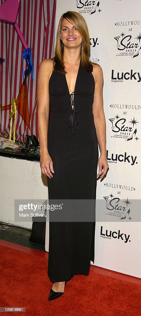 Lucky Magazine Host Party for Hollywould Shoes at Star Shoes - Arrivals