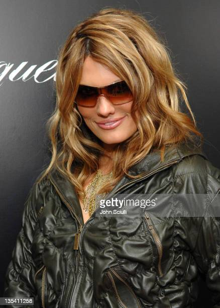Courtney Hansen during Oakley Women's Eyewear Launch Party at Sunset Tower Hotel in West Hollywood California United States
