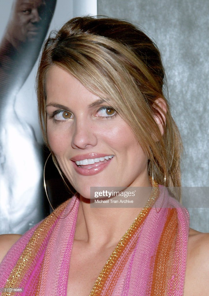 Courtney Hansen during 'Thief' Los Angeles Premiere - Inside Arrivals at Pacific Design Center in West Hollywood, CA, United States.