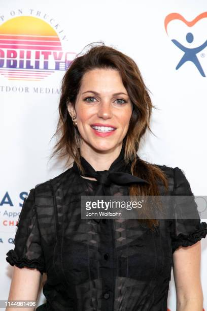Courtney Henggeler attends CASA Of Los Angeles' 7th Annual Evening To Foster Dreams at The Beverly Hilton Hotel on April 24 2019 in Beverly Hills...