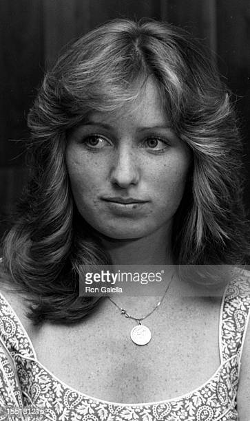 Courtney Kennedy attends John Tunney Benefit Party on March 11 1977 at the Beverly Hills Hotel in Beverly Hills California