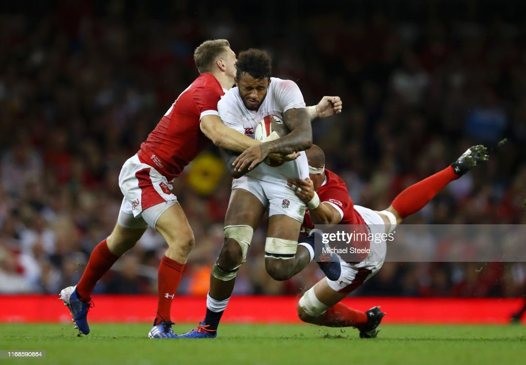 Wales v England - Under Armour Summer Series 2019 : News Photo