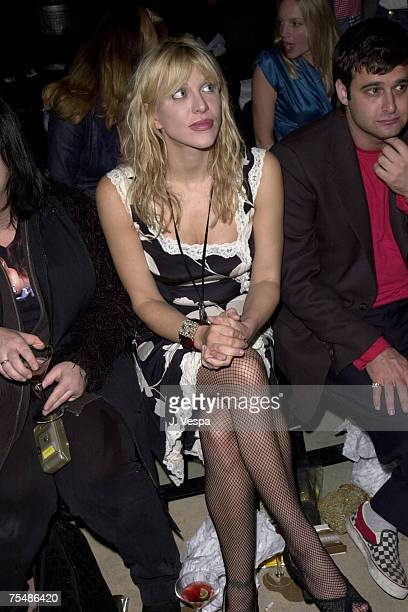 Courtney Love at the Pacific Design Center in West Hollywood California