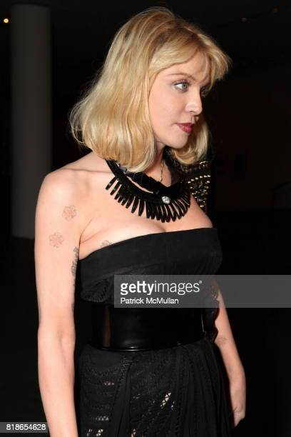 buy popular b26cf 2cd6b Courtney Love attend GIVENCHY Celebrates The Closing of MARINA ABRAMOVIC S  The Artist Is Present At The