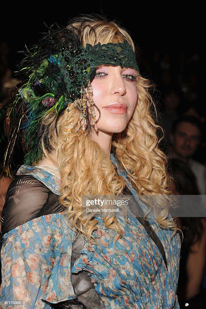 Roberto Cavalli: Milan Fashion Week Womenswear A/W 2010