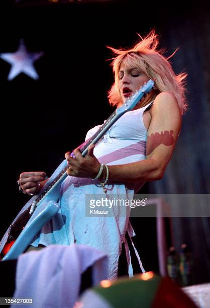Courtney Love during Courtney Love File Photos, Vaqrious States.