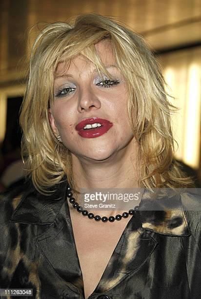 courtney love stock photos and pictures