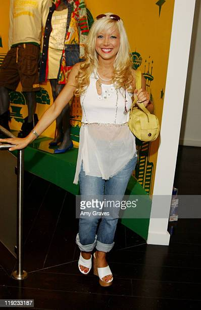 Courtney Peldon at Diesel House Los Angeles during Loads of Love at the Diesel House in West Hollywood California United States