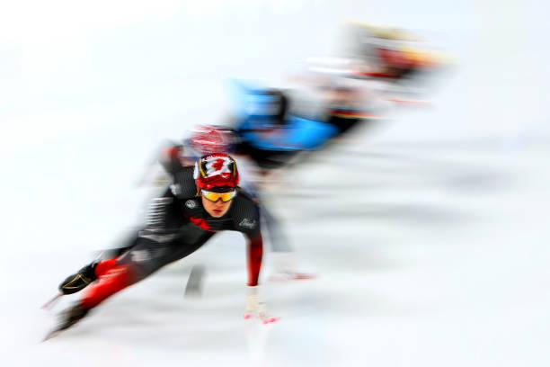 CHN: 2021/2022 ISU World Cup Short Track - Qualifying Day 2