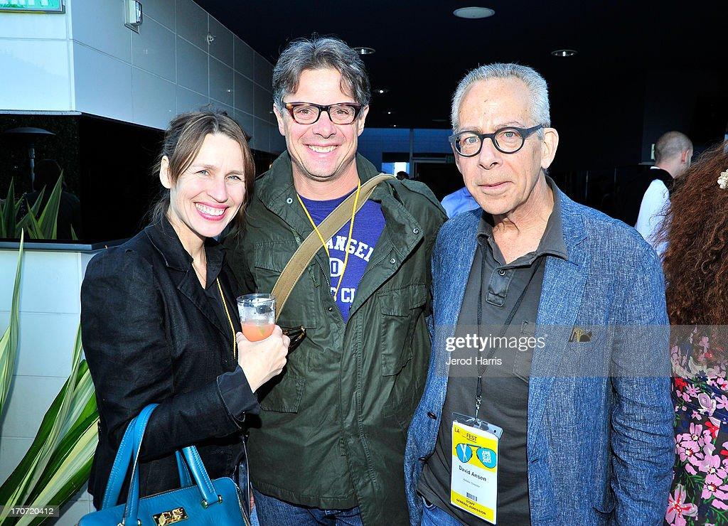 2013 Los Angeles Film Festival - Filmmaker Reception