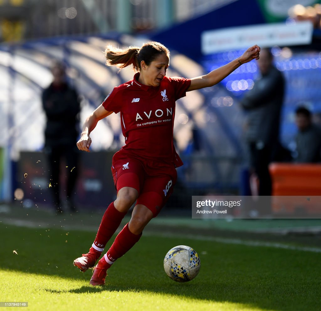 Liverpool Women v Arsenal Women - WSL : News Photo