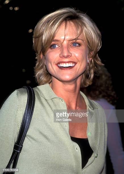 Courtney ThorneSmith at the FOX Television Unveils Its 19981999 Primetime Schedule Tavern on the Green New York City