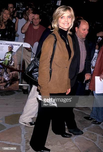 Courtney Thorne-Smith at the Premiere of 'Black Knight', Mann Village Theatre, Westwood.