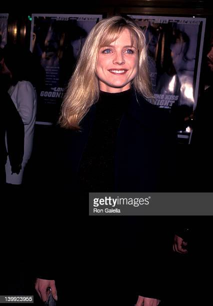 Courtney ThorneSmith at the Premiere of 'The Long Kiss Goodnight' Mann National Theatre Westwood