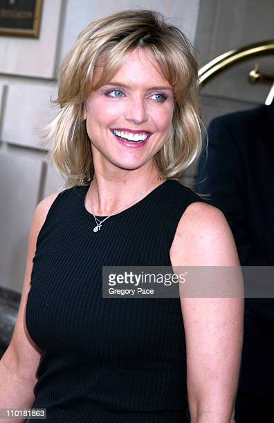 Courtney ThorneSmith during 2003 2004 ABC Television Network UpFront at The Ritz Carlton Hotel at The Ritz Carlton Hotel in New York NY United States