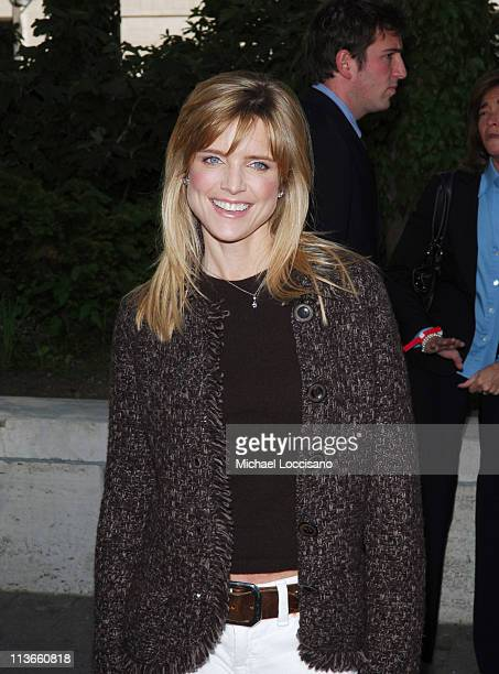 Courtney ThorneSmith during 2005/2006 ABC UpFront Arrivals at Lincoln Center in New York City New York United States
