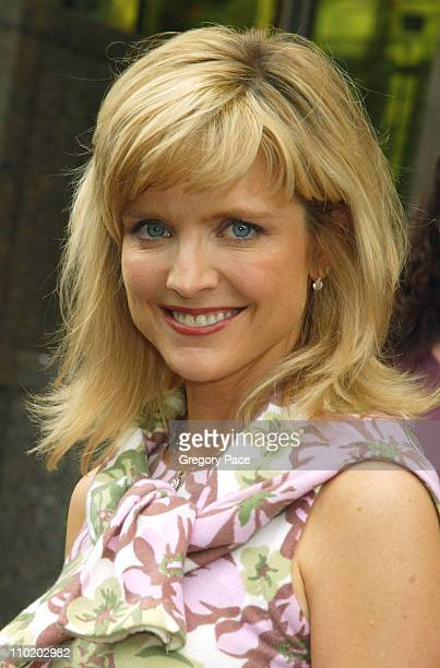 Courtney ThorneSmith during ABC 20042005 Upfront Arrivals at Midtown Hotel and Cipriani's in New York City New York United States