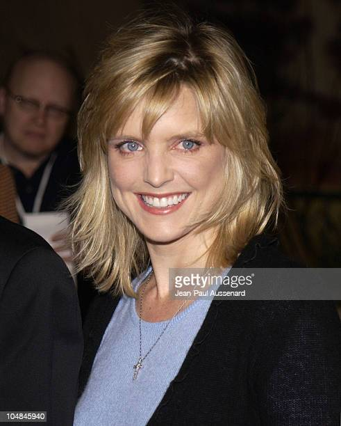 """Courtney Thorne-Smith during """"Dreamkeeper"""" ABC All-Star Winter Party at Quixote Studios in Los Angeles, California, United States."""