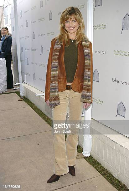 Courtney Thorne-Smith during The John Varvatos 3rd Annual Stuart House Charity Benefit - Inside and Arrivals at John Varvatos Boutique in Hollywood,...