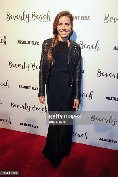 Courtney Turk attends the Dorit Kemsley Preview Event For Beverly Beach By Dorit at The Trunk Club on October 21 2017 in Culver City California