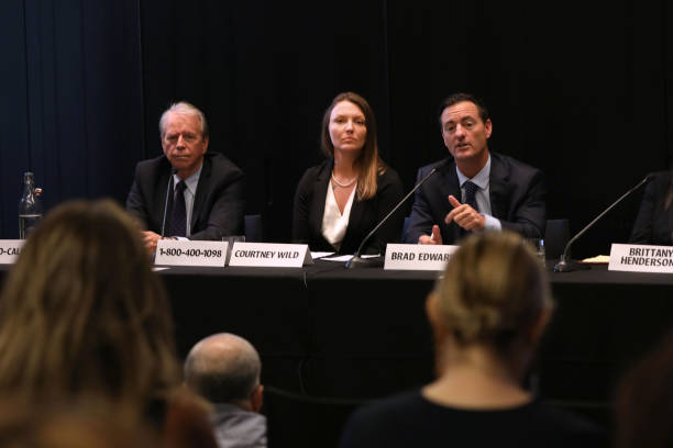 NY: Legal Team Representing Jeffrey Epstein Victim, Courtney Wild, Makes Major Announcement