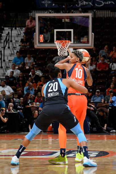CT: Atlanta Dream v Connecticut Sun