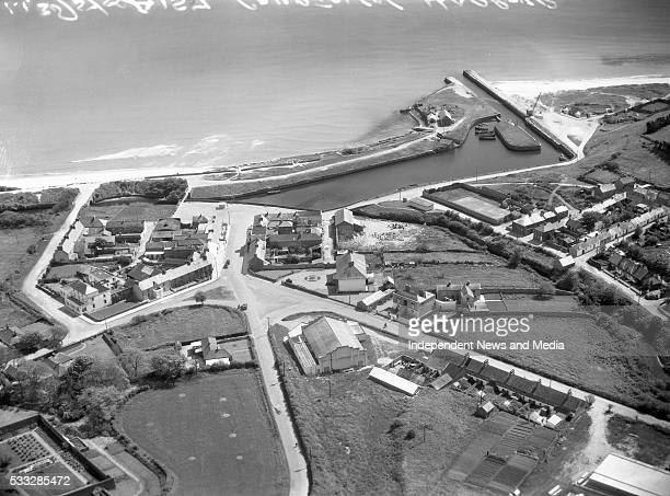 Courtown Harbour Wexford 30/05/58 Photograph by Alexander Campbell 'Monkey' Morgan