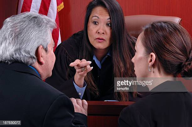 Courtroom Conference