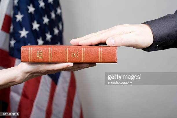 courtroom oath - witness stock pictures, royalty-free photos & images