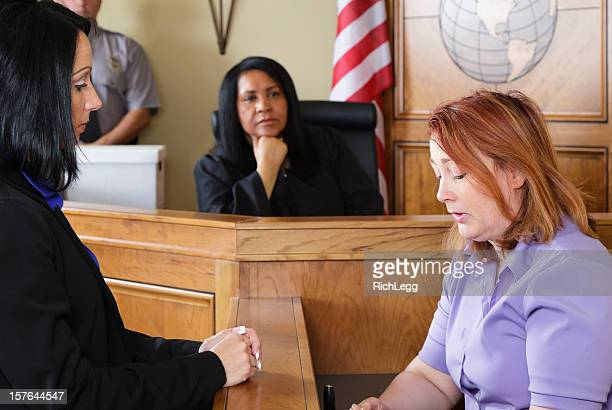 courtroom witness - courtroom stock pictures, royalty-free photos & images