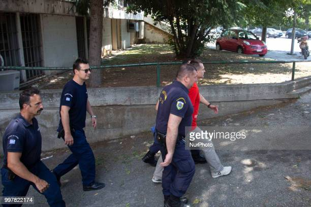 Courts in Thessaloniki Greece rules extradition of the Russian bitcoin master suspect Alexander Vinnik to France after the French authorities request...