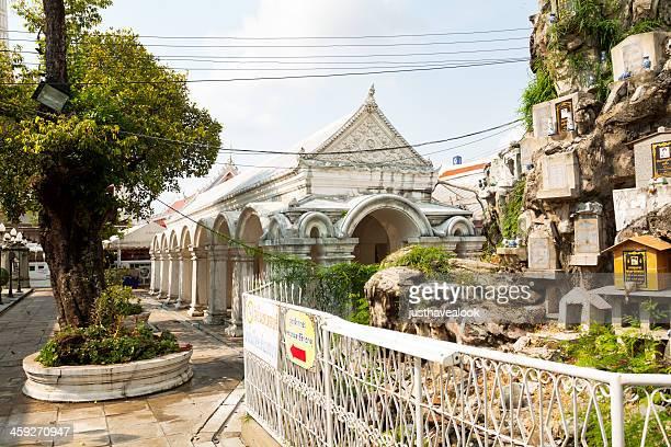 Courtyard Wat Phitchaya Yatikaram