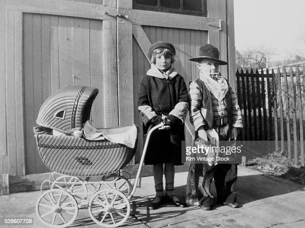 Old Fashioned Baby Buggy Pictures And Images