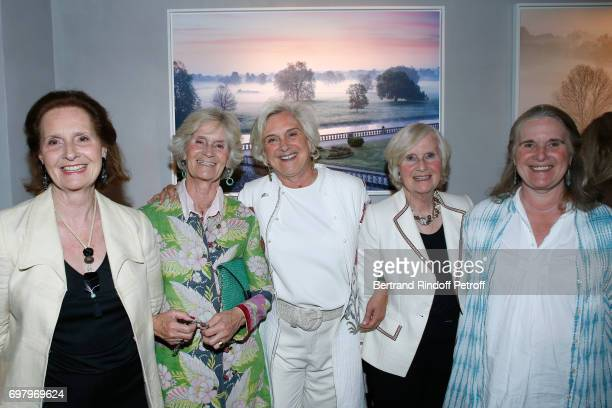 Cousins of Barbara de Nicolay Sisters Countess Elisabeth d'Eudeville France Anthonioz Christiane de NicolayMazery Countess Anne de Germiny Ines de...