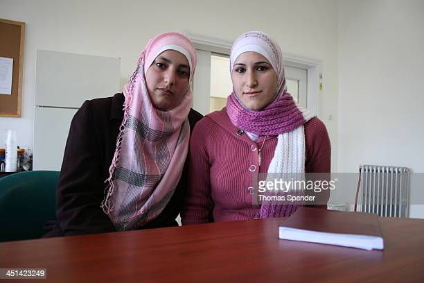 Cousins Rana and Rasha fear being snubbed for marriage by Jerusalem men because they do not have a Jerusalem ID. That's because their home is on the...