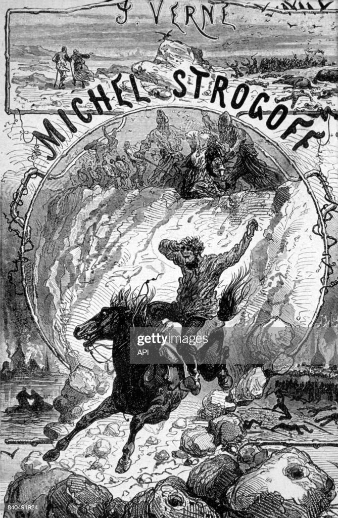 Couverture Du Livre Michel Strogoff De Jules Verne News